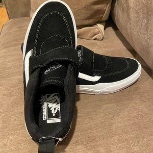 Vans Kyle Pro 2 Black/White shoes 9.0